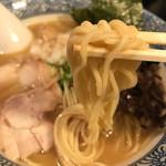 たけいち - 細麺。