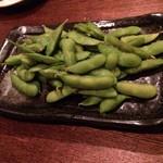 地酒×熟成豚 十米 - 茶豆