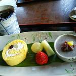 窯元カフェ はづき - 2017.04