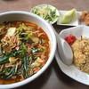 味平 - 料理写真:スタミナラーメン定食