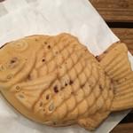鯛きち - ピロシキ鯛焼き( ´∀`)