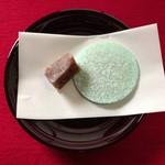 瑞龍寺 - お菓子