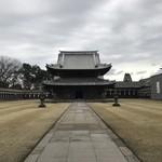 瑞龍寺 - 仏殿