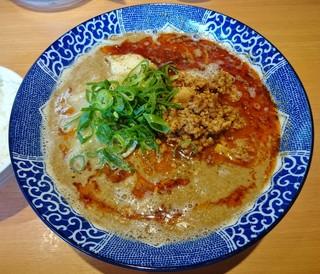 中華そば 虎桜 - 担々麺