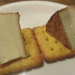168食堂 - 燻製チーズ