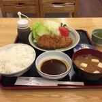 大須食堂 おおもり - まさにザ・定食である!