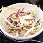 スープカレーと季節野菜ダイニング 彩 - 彩スープカレー&野菜ビュッフェセット 1500円 → 1000円 のサラダ