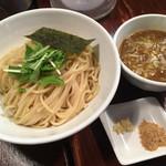 つけ麺 結心 - つけ麺大盛り 2017.4