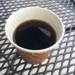 ブーランジェリー 9B - サービスのコーヒー