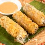 HANOI CORNER DINING BAR - 揚げ海鮮春巻き