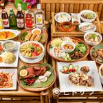 HANOI CORNER DINING BAR - 全100種以上、本場のベトナム料理が豊富に勢揃い