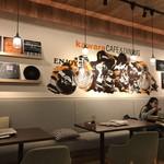 kawara CAFE & DINING - 店内!