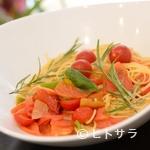 小江戸カントリーファームキッチン - 当日に仕入れた旬のオススメ野菜でつくる『季節の野菜パスタ』