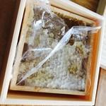 みつばち工房 花の道 - 巣蜜(食べかけでごめんなさい><)¥3240