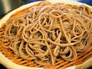 松吟庵 東三国店 - 蔵王豚の角煮つけ蕎麦 定食(十割蕎麦)