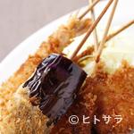 居酒屋 葉牡丹 - 変わらない味 串フライ盛合せ