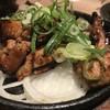 番鳥 - 料理写真:とり味噌焼 630yen