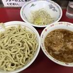 蓮爾 - 【2017.4.15】蓮エビつけ麺¥1000