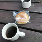 66127910 - サービスコーヒー