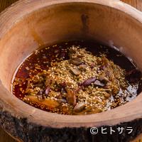 蓮香 - 麻辣風味がクセになる四川省自貢市の名物『鉢鉢鶏(はちはちどり)』を独自の解釈で再構築