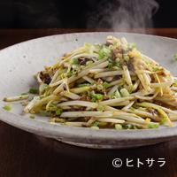 蓮香 - 一風変わった中華料理を彩る、こだわりの旬野菜たち