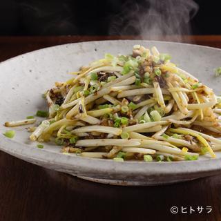 一風変わった中華料理を彩る、こだわりの旬野菜たち
