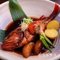 弐乃雪屋 - 飽きのこない優しい味わい『きんきの艶煮』