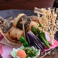 弐乃雪屋 - 自慢の料理を「一品」だけ上げるのは、難しい