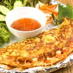 HANOI CORNER DINING BAR - バインセオ(ベトナム風お好み焼き)