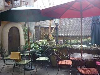 お菓子の森 - カフェ