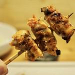 炭焼 鶏たか - 豚キムチ