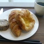66130460 - 朝食。パン。