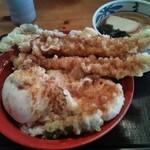 久兵衛屋 - 穴子丼セットランチ