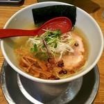 麺屋 燕 - ラーメン(塩)¥680