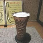 銀座ひらい - 生ビール