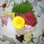 フリットふくみ - コース料理(刺身4種)