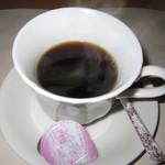 フリットふくみ - コース料理(コーヒー)
