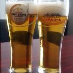 焼肉ハラジュク - ノンアルコールビール