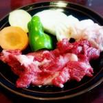 焼肉ハラジュク - ロース