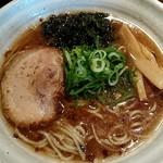 麺や 幸村 - 魚介醤油