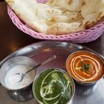 インドレストラン アヌラジー - 料理写真: