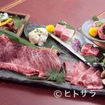 京の焼肉処 弘 - 【京の焼肉処 弘】の魅力が詰まったひと皿『今宵限りの盛り合わせ』
