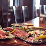 京の焼肉処 弘 - 飲み放題も付いた、大満足の宴会コース