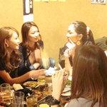 鳥椿 - 池袋総本店では女子会が人気みたい・・・。うらやましいなぁ・・・。byやじ兄