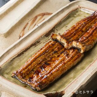希少価値の高い、『天然鰻』を味わえる店