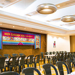 ANAクラウンプラザホテル大阪 ビアガーデン - 室内席(屋内) ※昨年の様子