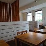 RH Cafe - 店内