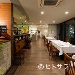 レストラン エスカリエ - クラシックモダンな落ち着いた雰囲気