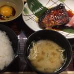 小ぼけ - 魚定食