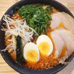 めんきや - カラ麺